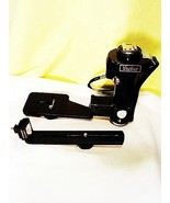 Vivitar Flash Bracket with 2 1/4 plate and 35mm plate with c - $95.00