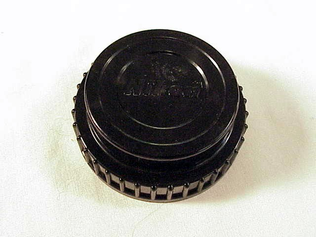 Nikons Rear lens cap for III or V camera lenses