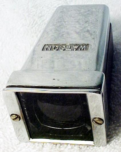 Waston 4x5 Viewfinder (No 2)