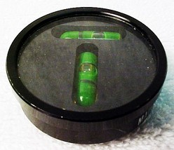 Round Bubble level with two levels - $69.95