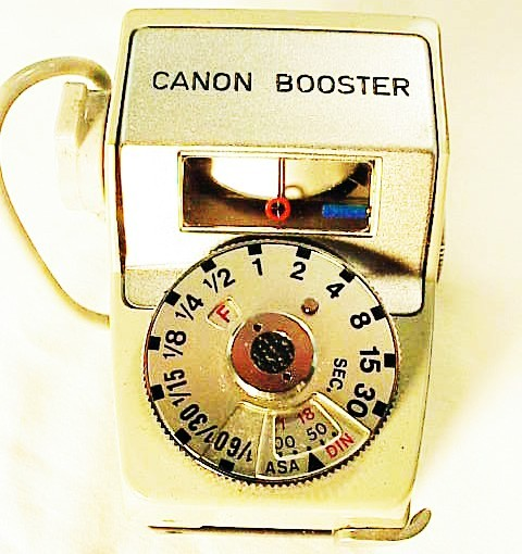 Canon Booster for FTB (No 2)