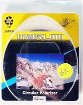 67mm Marumi Circular Polarizer (new) - $69.00