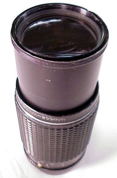 80-200mm f4.5 SMC Pentax K Mount Zoom