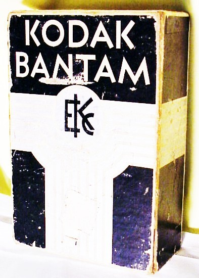 Box for Kodak Bantam f6.3 Lens (39T)