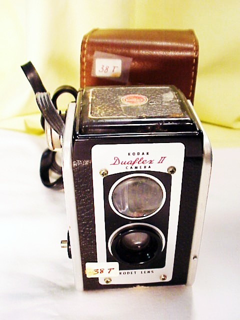 Duaflex II TLR with case (127 film) (38T)