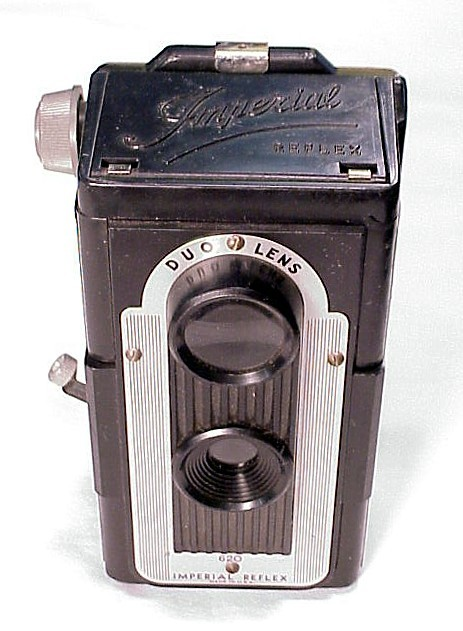 Imperial Reflex TLR (620 film) (No 34)
