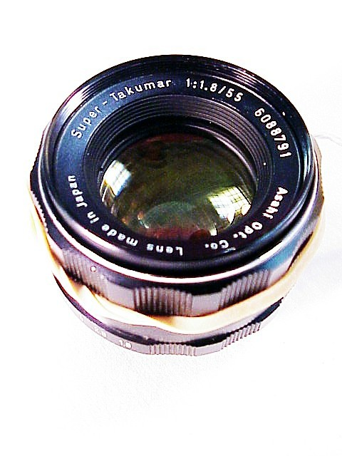 55mm f1.8 Super Takumar
