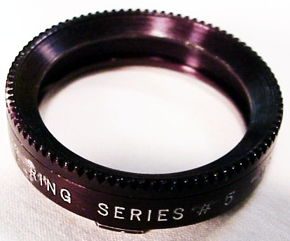 Bay I Filter Ring (also with metal hood, skylight filter, ye