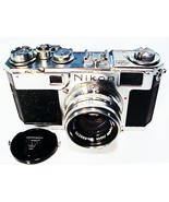 Nikon S2 with 50mm f2.0 Nikkor-H-C - $1,275.00