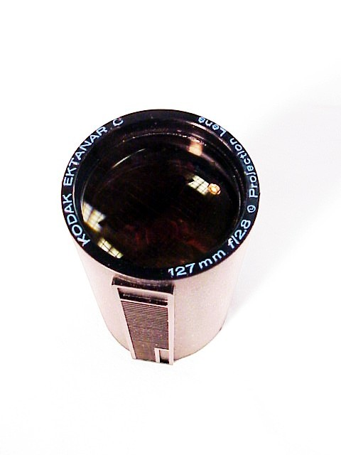 127mm f2.8 Kodak Ektanar C Projector Lens (No 14)