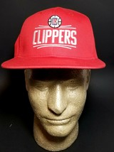 Adidas LA Clippers Snapback Hat Blue New With Tags NBA W/ Hologram New! - $11.26