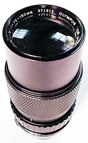 70-150mm f4.0 Zuiko Auto-Zoom for Olympus