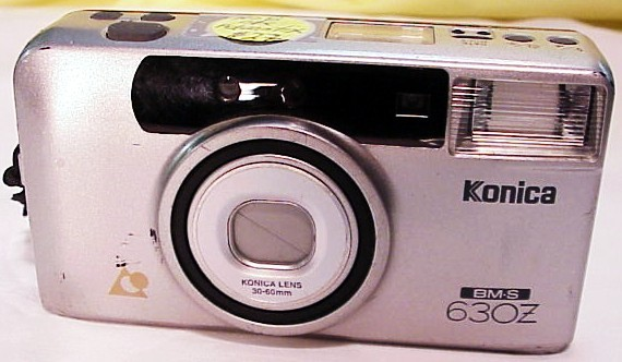 Koinica 630-Z Advantix Camera (No 8)