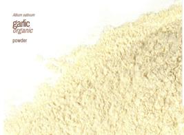 garlic organic powder 1/4  lb - $12.99