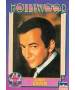 Bobby Darin trading Card (Singer) 1991 Starline Hollywood Walk of Fame #136 - $3.00