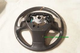 Subaru Legacy Steering Wheel W/Radio Controls & Paddle Shifter 2010 image 8