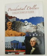 Presidential Dollars Collector's Colorful Folder (2007-2016) Presidentia... - $12.82