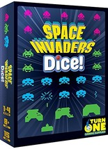 Space Invaders Dice! Board Game - $12.99