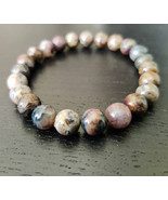 Pietersite gemstone stretchy bracelet #027 - $45.00