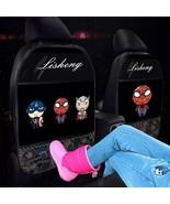 Marvel Superhero Car Seat Back Protector Cover For Children Kick Mat Anti-dirty - $26.99