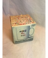 Fred & Friends Mixed Messages Cup Mug Do-it-yourself ransom note mug. St... - $10.55