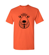Men's Space Hopper T-Shirt - Orange Bouncer Tee - $12.90