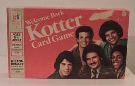 Vintage Welcome Back Kotter Card Game 1976 - $24.75