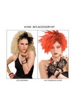 Womens 80's Accessory Kit - $31.61
