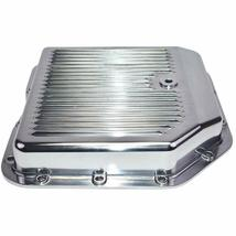 GM Turbo-Hydramatic 250C 350 350C Aluminum Transmission Pan w/ Gasket And Bolts image 6