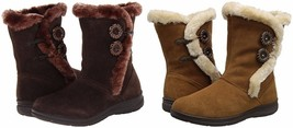 White Mountain Shoes Trip Suede Winter Boot - $29.99
