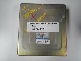 1994-1995 MITSUBISHI DIAMANTE TCM TCU   # MD756031  (MZ-198)  - $9.85