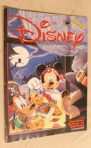 Vintage The Disney Catalog Mickey and Minnie Mouse and Pluto at Halloween - $12.86