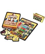 Simply Suspects The Game Of Suspicion & Betrayal! Spy Alley Partners Boa... - $39.48