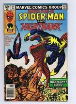 Marvel Team Up #101 ORIGINAL Vintage 1981 Spider-Man Nighthawk - $9.49