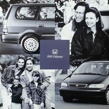 1995 Honda ODYSSEY sales brochure catalog US 95 LX EX - $7.00