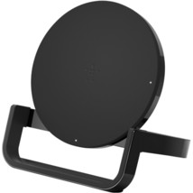 Belkin BOOST and uarr;UP Wireless Charging Stand 10W for Apple, Samsung, LG and  - $67.44