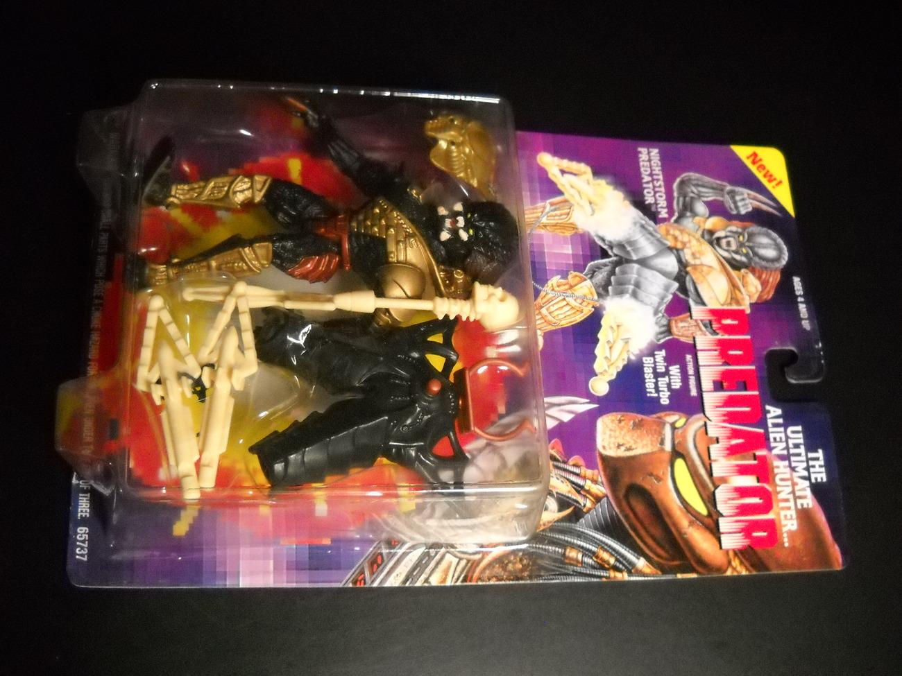Toy predator kenner 1994 night storm predator moc 02