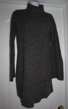 Express Sweater Dress Earth Gray Size Medium - $37.61