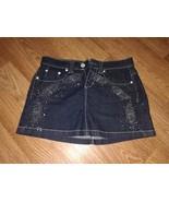 Vintage blue jean short skirt by Vigoss - $35.00