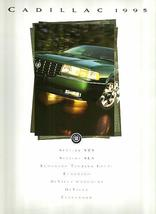 1995 Cadillac ELDORADO SEVILLE STS FLEETWOOD dlx brochure catalog US 95 - $10.00