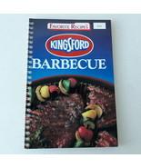 Favorite Recipes: Kingsford Barbecue Cookbook 1988 - $10.44