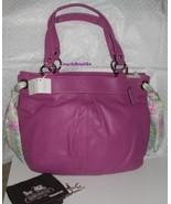 COACH  Kyra Soft Leather Tote Bag  NWT 13556  - $240.00
