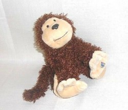 Ganz Cheeky Monkey Webkinz 8 in Stuffed Animal Plush Toy Brown Retired (... - $12.85