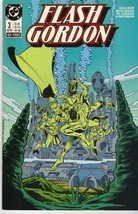 Flash Gordon No. 3 of 9 [Comic] by Dan Jurgens; Bruce Patterson (1988) D... - $9.99