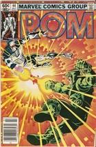 ROM: Spaceknight #44 July 1983 [Comic] by Bill Mantlo; Sal Buscema - $16.99