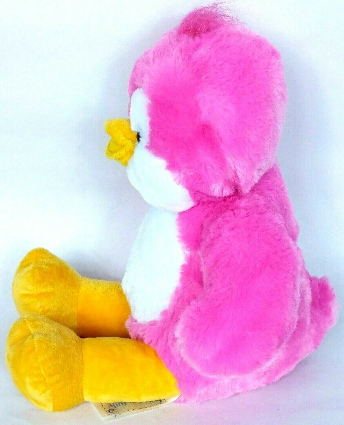 "Build A Bear Pinky The Penguin 2013 Retired Plush Stuffed Animal 17.5"""