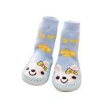 Cotton Babies Thicken Socks Durable Cartoon Baby Sock Long Style image 2