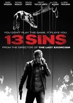 13 Sins [New DVD] - $23.50