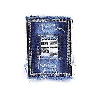 Denim Fashion Clothing Patch Sew On Applique Fshion Design 2# - $16.78