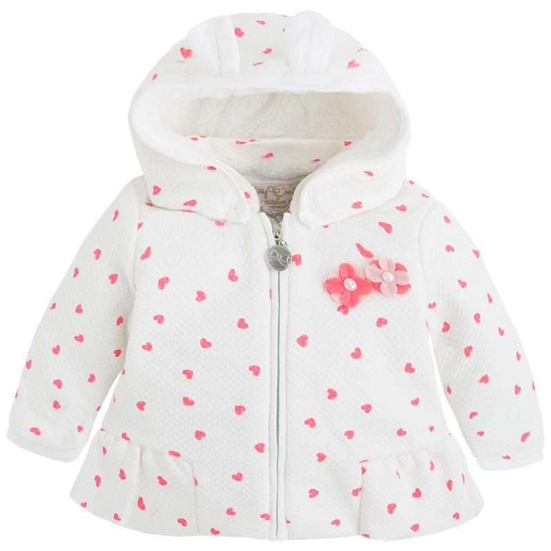 Baby Mayoral Baby Girl Hoodie Top 4-6 Months